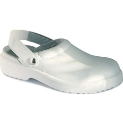 Toffeln Unisex Safety Clogs with Steel Toe Cap