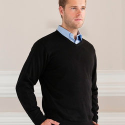 Russell Collection V neck Pullover