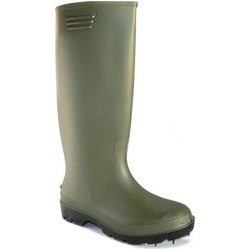 Non Safety Green Wellington Boots