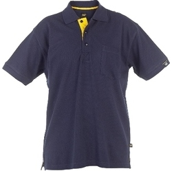 Caterpillar CAT Navy Workwear C030 Polo Shirt