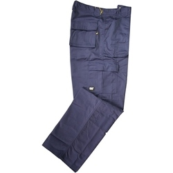 Caterpillar Navy Cargo Knee Pad Trousers