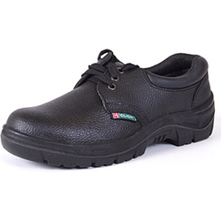 BASIC SAFETY SHOE WITH STEEL MID-SOLE