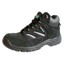 D/D TRAINER SAFETY BOOTS BLACK
