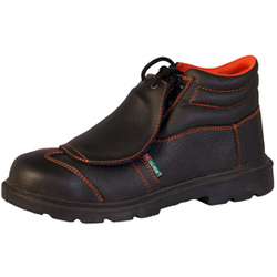 METATARSAL SAFETY BOOTS PUR S1P BLACK