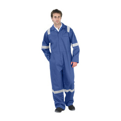 FLAME RETARDANT BOILERSUIT NORDIC DESIGN NAVY