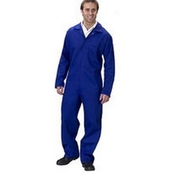 CLICK Flame Retardant Boilersuit-ROYAL BLUE