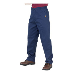 CLICK Flame Retardant TROUSERS NAVY