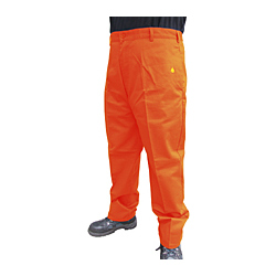CLICK Flame Retardant Orange Trousers