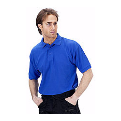 CLICK POLO SHIRT ROYAL