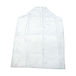 CLEAR PVC APRON 42''X36''PACK 10