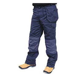 Multi Pocket Work Trouser in Regular and Tall Fit