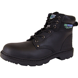 CLICK S3 D/D 6 INCH SAFETY BOOTS BLACK