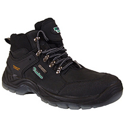 CLICK S3 HIKER SAFETY BOOTS BLACK
