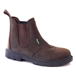 CLICK S3 PUR DEALER SAFETY BOOTS BROWN