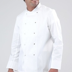 Denny's Long Sleeve Chefs Jacket