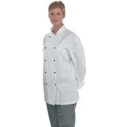 Denny's Lightweight Long Sleeve Chefs Jacket