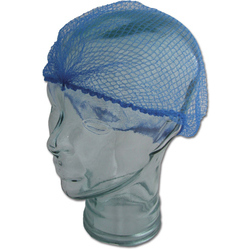 DISPOSABLE HAIRNET BLUE (Price for 144)