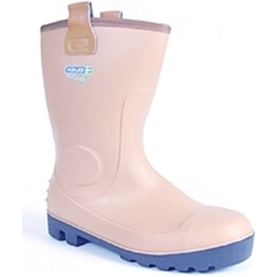 EURORIG SAFETY BOOTS TAN