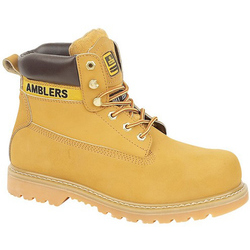 Amblers Steel FS7 Steel Toe Cap Boot - Honey