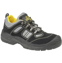 Amblers Safety FS111 S1 Safety Trainer - Black