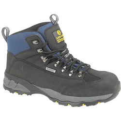 Amblers Steel FS161 Waterproof Boot - BLACK, 13, 14 15