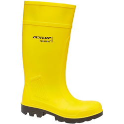 Dunlop C462241 Purofort Full Safety Standard - Yellow