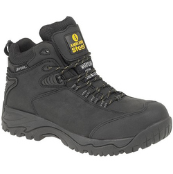 Amblers Steel FS190 Safety Boot - Black