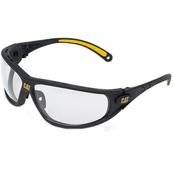Caterpillar Tread Full Frame Glasses - Clear