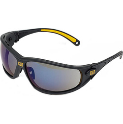 Caterpillar Tread Full Frame Glasses - Blue