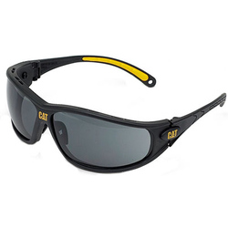 Caterpillar Tread Full Frame Glasses - Smoke