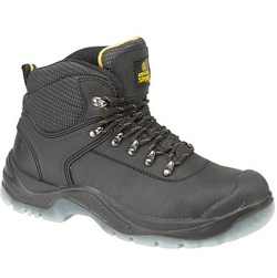 Amblers Steel FS199 Safety S1-P Boot - Black