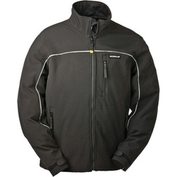 CAT C440 SOFT SHELL JACKET - Black