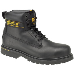 Caterpillar Holton S3 Safety Boot - Black