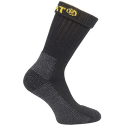 Caterpillar Industrial Work Sock 2 pk - Black