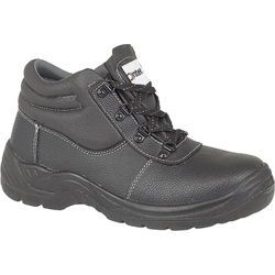 Centek Safety FS330 Lace-Up Boot - Black