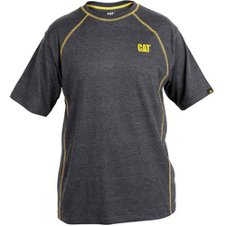 Caterpillar C1510158 Performance T-Shirt - Charcoal