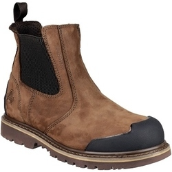 Amblers Safety FS225 S3 Safety Dealer Boot Brown