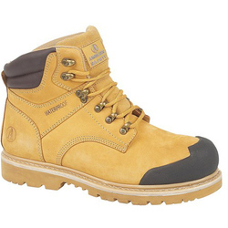 Amblers Safety FS226 S3 Safety Boot - Honey