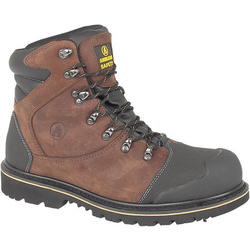 Amblers Safety FS227 S3 Safety Boot - Brown