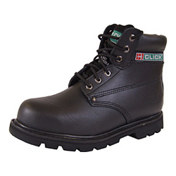 GOODYEAR WELT SAFETY BOOTS MS BLACK