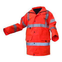 JUBILEE JACKET ORANGE