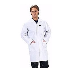 White Lab/Warehouse Coat