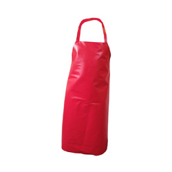 NYPLAX APRON RED 48x36 PACK 10