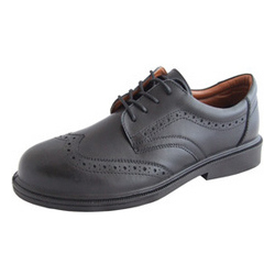 BROGUE SHOE BLACK S1 SIZE