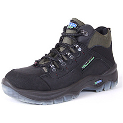 TRAXION SAFETY BOOTS BLACK
