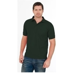 Uneek Premium Polo Shirt BOTTLE GREEN