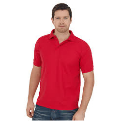 Uneek Premium Polo Shirt RED