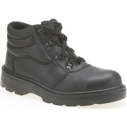 Leather Anti-Static Safety Boots, size 14 and 15
