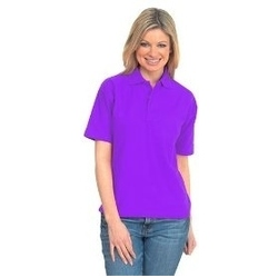 Uneek UC105 - Active Pique Polo Shirt PURPLE