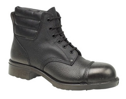 FS2SM External Capped Boot - Black